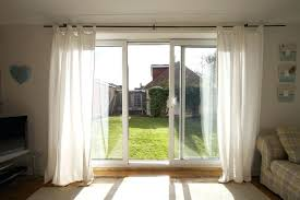 sliding glass doors curtains large size of door window curtains