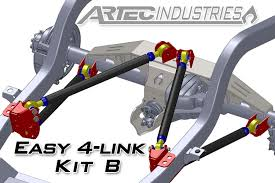 jeep jk suspension diagram artec industries easy 4 link kit b triangulated adjustable uppers