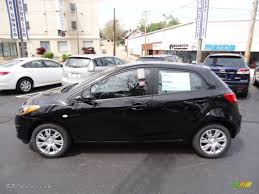 mazda 2 sport brilliant black 2012 mazda mazda2 sport exterior photo 64056124