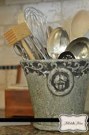 kitchen utensil canister how to decorate a kitchen stylish and practical ways to