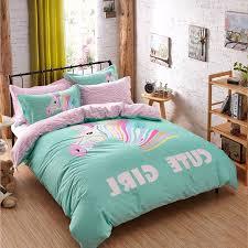 Kid Bedding Sets For Girls by Kids Bedding Set Red Happy Boys Girls Quilt Duvet Cover Bed