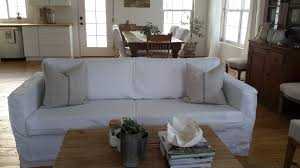ikea slipcover sofa linen slipcovered sofa u2013 french grey