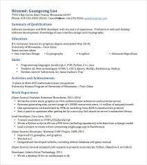 Php Developer Resume Ui Developer Resume Full Stack Developer Resume Enwurf Csat Co