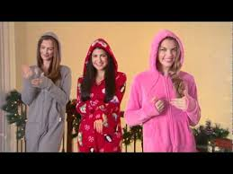 holiday 2011 hoodie footie commercial youtube