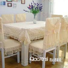 glamorous dining table and chair covers 27 for your dining room