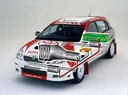 toyota coms toyota corolla rally car u00272005 u201307