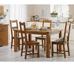 Buy Collection Arizona Solid Pine Dining Table   Chairs Pine - Pine dining room table
