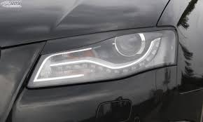 audi a4 headlights a4 b8