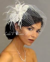 lace fascinator 3 birdcage veil and lace bridal fascinator collection weddings
