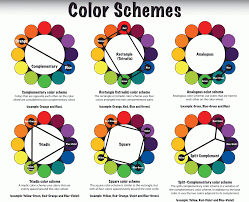 color palette interior design single color in the image house