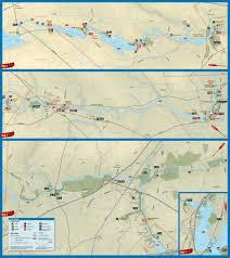 Cumberland River Map Presumpscot River Paddling Map U0026 Guide Casco Bay Estuary Partnership