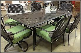 wrought iron patio furniture home depot furniture home