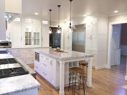 ina garten barn floor plan our finished kitchen reno white custom beaded inset cabinets