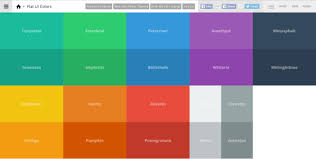 colour of 2016 6 color matching techniques for wordpress web designers elegant