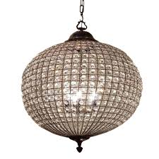 Sphere Chandelier With Crystals Chandeliers Design Fabulous Chandelier With Chand