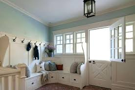 Front Hallway Ideas by Hallway Storage Furniture Ideas Including Wooden Shoe Bench And