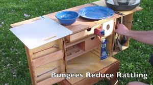 kitchens camp kitchen box plans and chuck type ideas images art