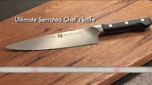 Kitchen Knives Henckels New Zwilling Pro 8 Ultimate Serrated Chef S Knife