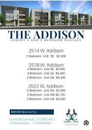 luxury 2 and 3 bedroom rentals in the bell neighborhood