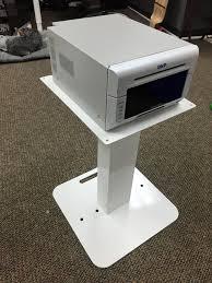 Photo Booth Printer Printer Stand Part Black Leg Minbooth Com