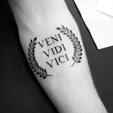 40 forearm quote tattoos for worded design ideas