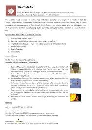 Resume It Skills Resume Writing Archives Career Care Pune