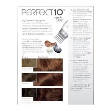 amazon com clairol perfect 10 by nice u0027n easy hair color 006r