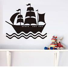 online get cheap kids sailboat decor aliexpress com alibaba group