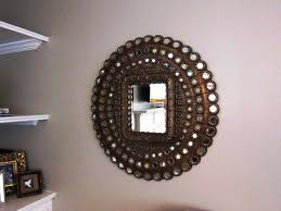 diy bathroom mirror frame ideas u2014 home design and decor easy diy