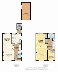 Semi Detached Floor Plans by Popular Location Three Bedroom Semi Detached House Partis Way