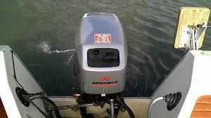 mariner 40hp 2 stroke engine youtube