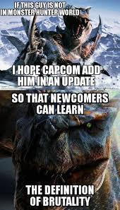 Monster Hunter Memes - the funniest monster hunter world memes ireportdaily