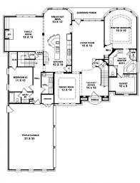 one story floor plans 5 bedroom one story floor plans theenz