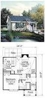 cabin colonial cottage country ranch house plan 86955 plant