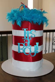 baby shower hat cat in the hat cake for a baby shower gift