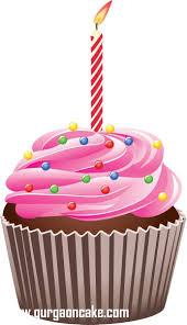 happy birthday mom cake clipart