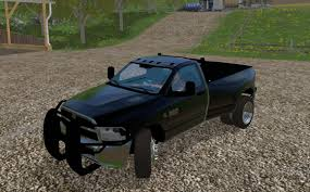 Dodge 3500 Pickup Truck - ram 3500 v1 0 fs15 farming simulator 2017 2015 15 17 ls mod