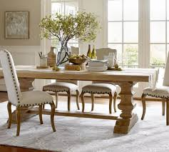 Beautiful Pottery Barn Dining Room Table Pictures Home Design - Pottery barn dining room table