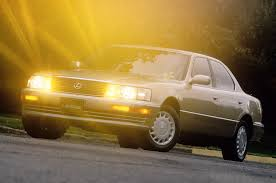 used lexus jeep in japan 5 japanese cars that shocked the auto industry 25 years ago