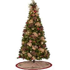 7 1 2 pre lit kennedy fir tree with splendor