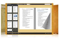 photo book pages all in one page flip book authoring and publisher software create