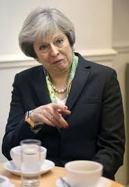Setting Up A Blind Trust Theresa May Sets Up U0027blind Trust U0027 To Manage Her Investments