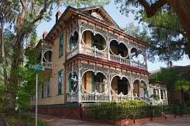 victorian style house savannah victorian historic district wikipedia