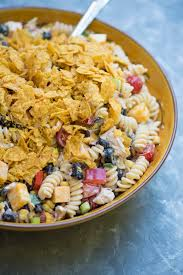 southwest ranch chicken pasta salad valerie u0027s kitchen