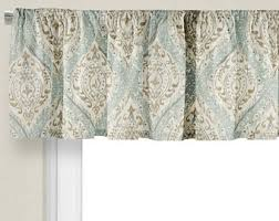 Bay Window Valance Bay Window Curtains Etsy
