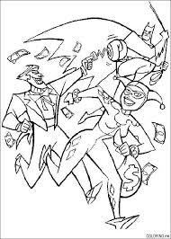 Coloring Page Batman Joker And Money Coloring Me Coloring Pages Joker