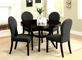 black dining room chairs set of 4 black dining room chairs lauermarine com