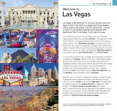Las Vegas Fremont Street Map by Top 10 Las Vegas Eyewitness Top 10 Travel Guide Dk Travel