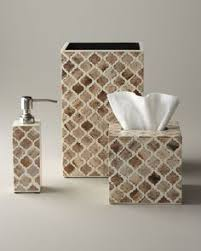 antiqued mercury glass for the bathroom