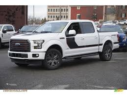 f150 ford lariat supercrew for sale 2017 ford f150 lariat supercrew 4x4 in oxford white b07904